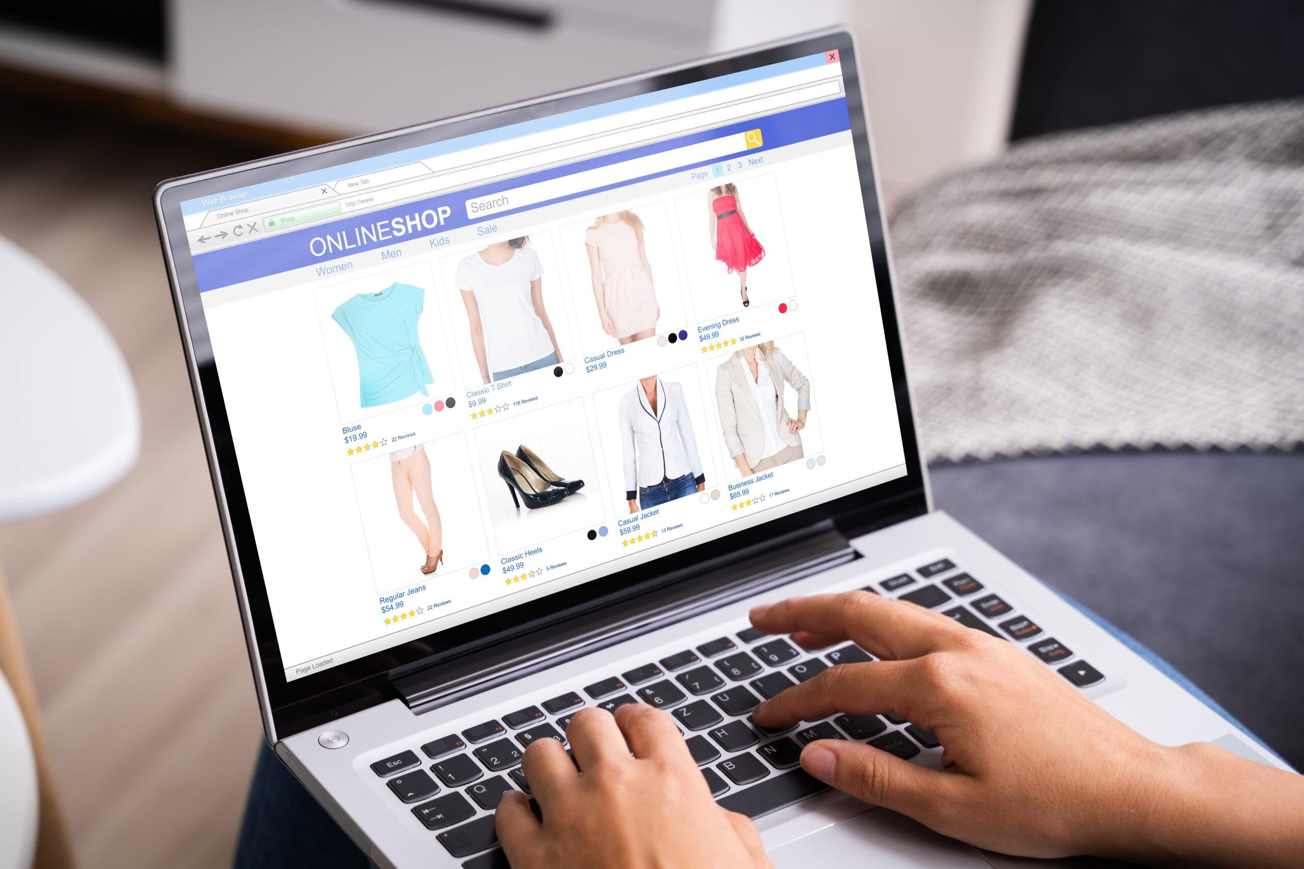 店舗商品のECサイト化